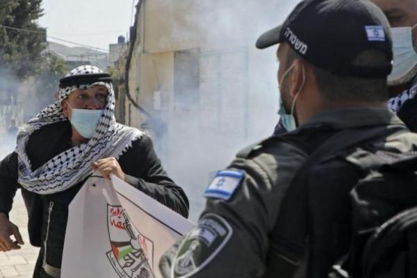 Israel Tutup Situs Arkeologi Palestina di Nablus