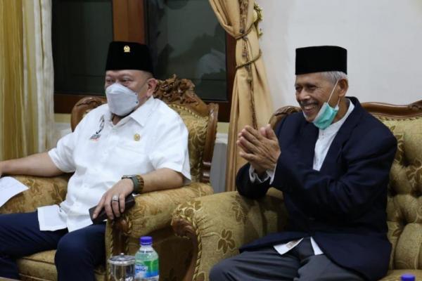 Ketua DPD Ajak Universitas Darussalam Gontor Suarakan Amandemen Konstitusi