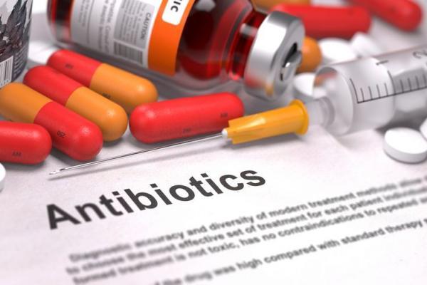 Antibiotik. Foto: kompas