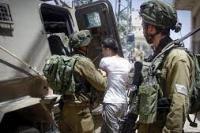 Ilustrasi. Pasukan zionis Israel menangkap pemuda Palestina (foto: suaraislam.id)