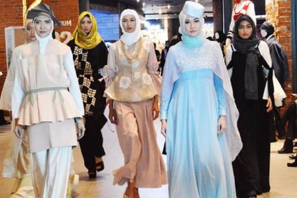 Wapres Berharap Indonesia Jadi Pusat Mode Busana Muslim Dunia