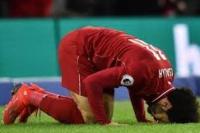 Liverpool Larang Salah Bela Mesir di Olimpiade Tokyo
