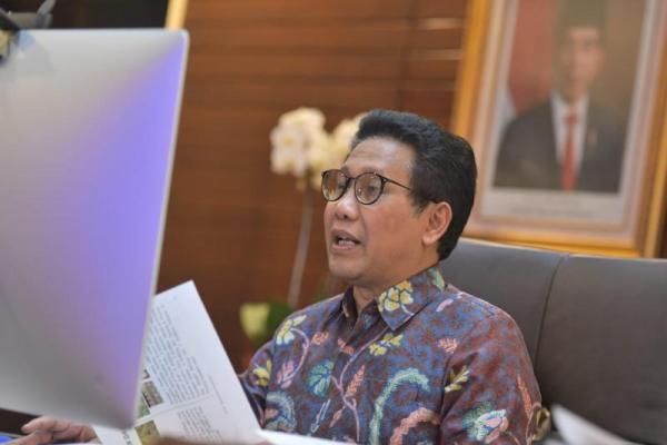 Kepala BPIP dan Mendes Jadikan Desa Masa Depan Indonesia