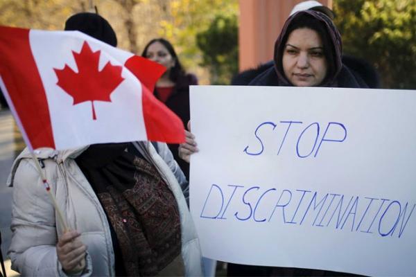 Sejak Tragedi 9/11, Islamofobia di Kanada Melonjak