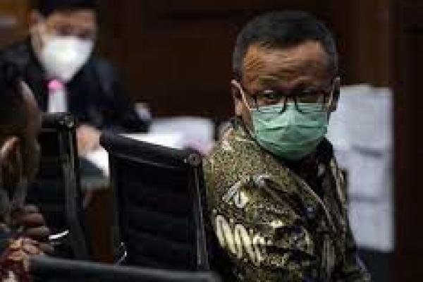 Kasus Ekspor Benur Edhy Prabowo Divonis Lima Tahun Penjara
