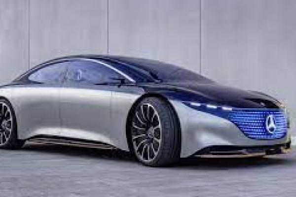 Mercedes Benz Akan Luncuraan Vision EQXX