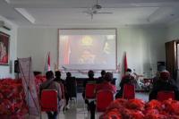 Ahmad Basarah Bagikan Ribuan Paket Sembako di Malang