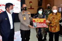 Polda Sumsel Periksakan Pemberi Donasi Rp2 Triliun Fiktif ke Rumah Sakit Jiwa