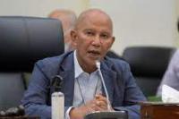 Ketua Badan Anggaran (Banggar) DPR RI Said Abdullah saat memimpin rapat di Gedung Parlemen, Senayan, Jakarta, Rabu (19/2/2020). (foto : dpr.go.id)