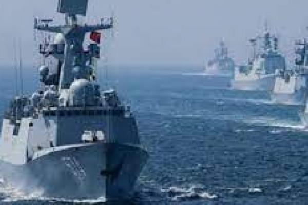 China Klaim Latihan Militer di Perairan Taiwan untuk Perdamaian