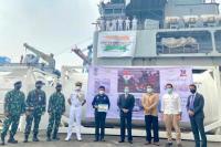 Indonesia Terima Pinjaman 10 Unit Isotanks dari India