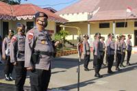 Brimob Polda NTT Tambah Anggota Amankan Perbatasan RI-RDTL