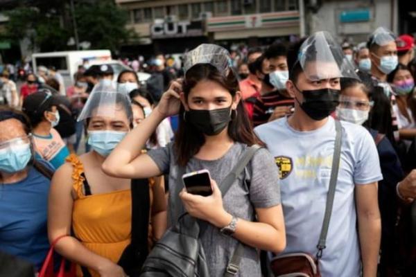 Kasus COVID-19 Menurun, Filipina Buka Kembali Bioskop dan Pusat kebugaran