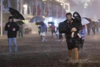 New York Berstatus Darurat Pasca Diterjang Badai Ida
