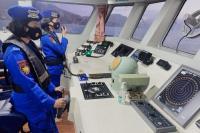 Pertama Kali, Polda NTT Wajibkan Polwan Berlayar untuk Dapat Brevet Bahari