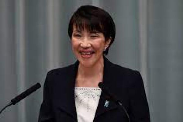 Sanae Takaichi Calon Perdana Menteri Perempuan Pertama Jepang