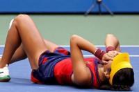 TENNIS: Raducanu Raih Podium Satu Kategori Tunggal Putri Grand Slam
