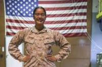 Salah satu Maninir AS terakhir yang tewas di Afganistan dipulangkan