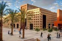 American University in Cairo  di Kairo Memulai Kuliah Tatap Muka
