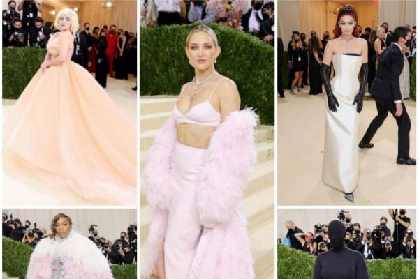 Met Gala 2021: Ajang Fashion Selebriti Terbesar di New York