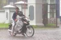BMKG: Hujan Lebat Diperkirakan Meliputi Sejumlah Wilayah