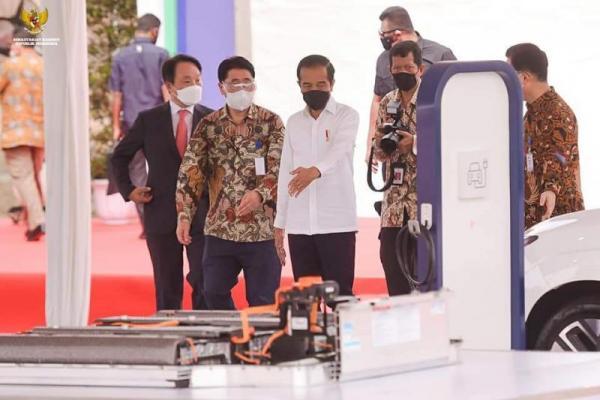 Jokowi Ubah Struktur Ekonomi jadi Berbasis Inovasi Teknologi
