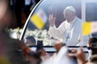 Paus Fransiskus: Jangan Eksploitasi Agama untuk Politik
