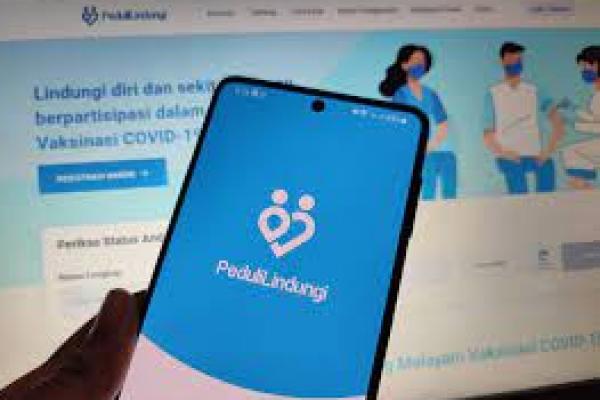 Fitur Baru Aplikasi PeduliLindungi Pemegang Kartu Vaksin Luar Negeri Diluncurkan