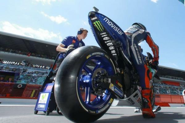 Hingga 2026, Michelin Jadi Pemasok Tunggal Ban MotoGP