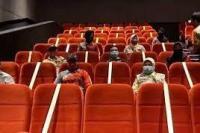 Bioskop Dibuka, Film Blockbuster Siap Tayang