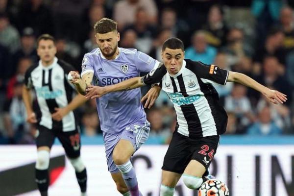 Pertandingan antara Newcastle United dengan Leeds United berakhir imbang 1-1 pada Sabtu dini hari (18/9/2021).