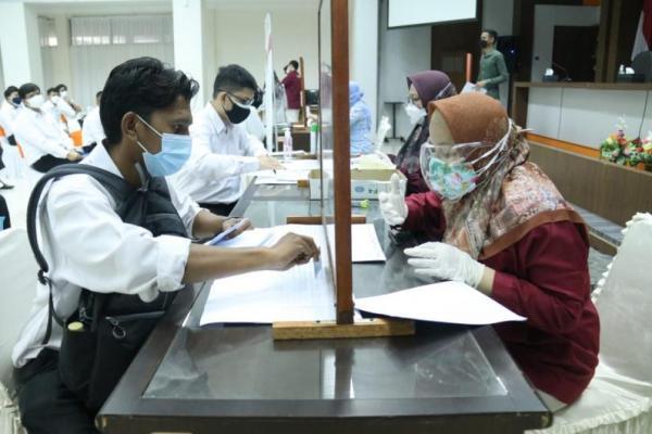 Seleksi CPS Kementerian PANRB. Foto panrb/katakini.com