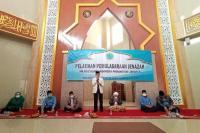 Kegiatan Pelatihan Pemulasaraan Jenazah di Masjid Sa`adatuddarain, Tanjung Priok. (Foto: Ist)