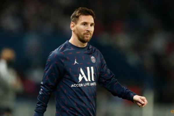 Messi akan Berada di Starting Line Up Jelang PSG vs City di Liga Champions