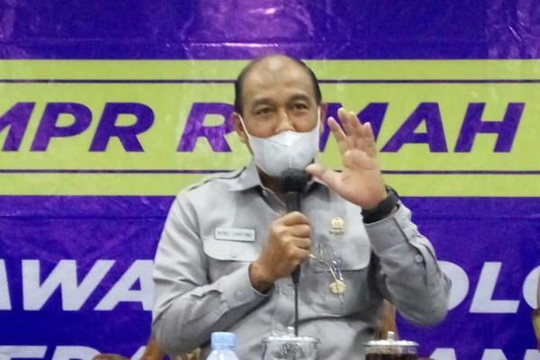 Anggota MPR RI dan juga Wakil Ketua DPD RI Nono Sampono. Foto: kwp/katakini.com