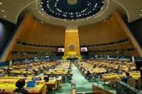 Tidak ada perwakilan Afghanistan yang menyampaikan pidato di Sidang Majelis Umum PBB ke-76 (Foto: Reuters/ inews.id)