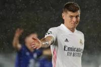Gelandang Tengah Real Madrid Toni Kroos. Foto: Marca.com