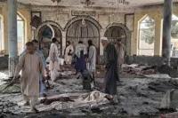 Ratusan Tewas Akibat Ledakan Masjid di Kunduz Afghanistan