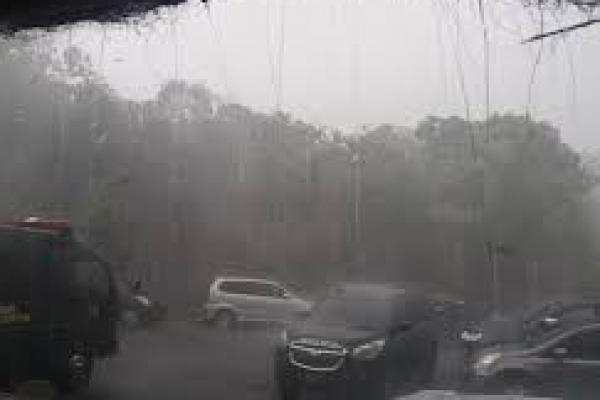 BMKG: Hati-hati Hujan Lebat di Beberapa Wilayah Indonesia