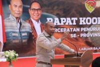Stunting Turun 3,2 %, Gubernur NTT Tetap Belum Puas