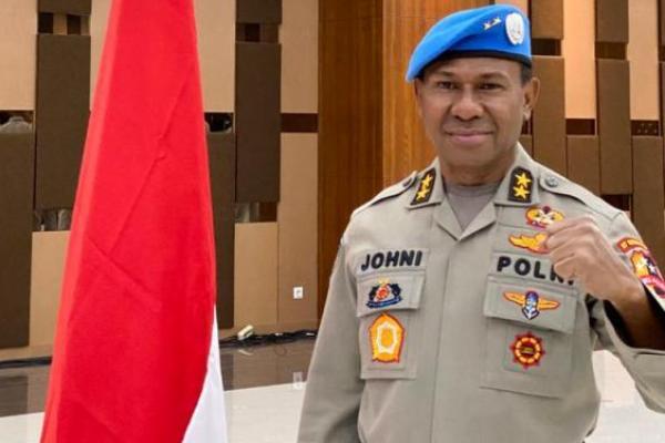Ratusan Polwan se Dunia Hadiri International Association Women Police di Labuan Bajo