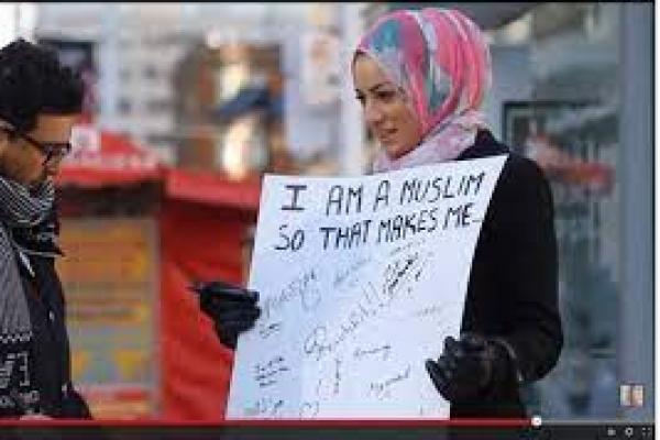 Korban Kejahatan Rasis Terbesar di Inggris dan Wales Adalah Muslim