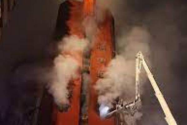 Korban Tewas Kebakaran Gedung di Taiwan Sudah 46 Orang