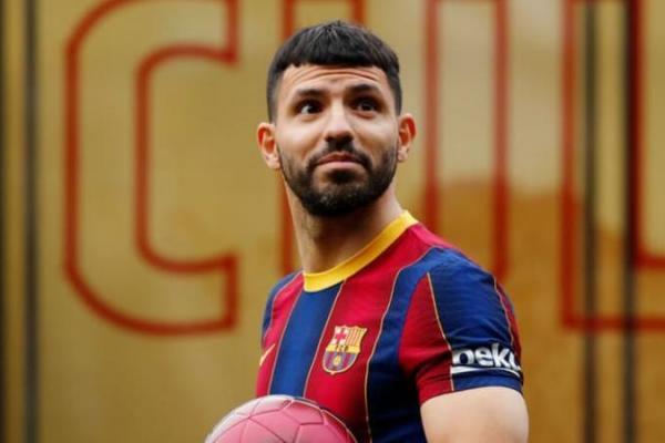 Aguero akan Lakukan Debutnya Bersama Barcelona Jelang Menjamu Valencia
