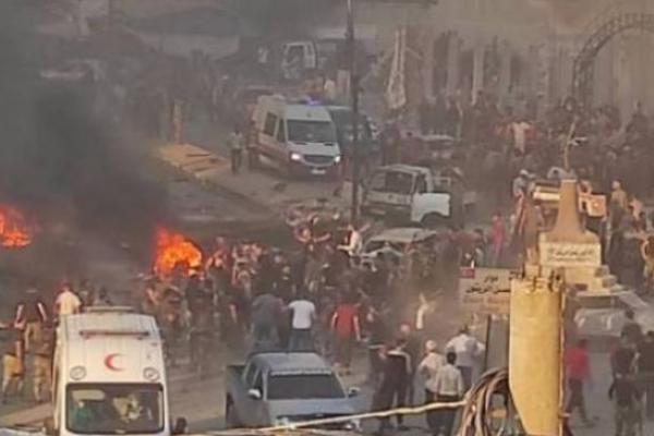 Serangan Udara Israel di Suriah Tewaskan Empat Orang