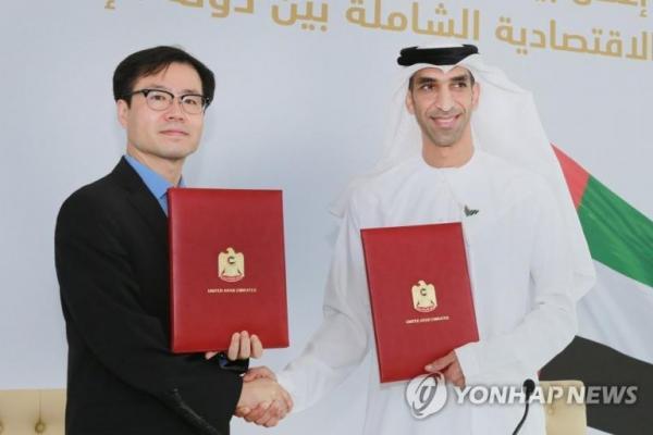Korea Selatan-UEA Bahas Perjanjian Perdagangan Bebas Bilateral