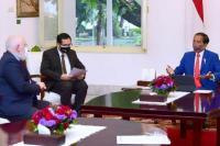 Jokowi Tegaskan Komitmen RI Atasi Perubahan Iklim ke Komisi Eropa