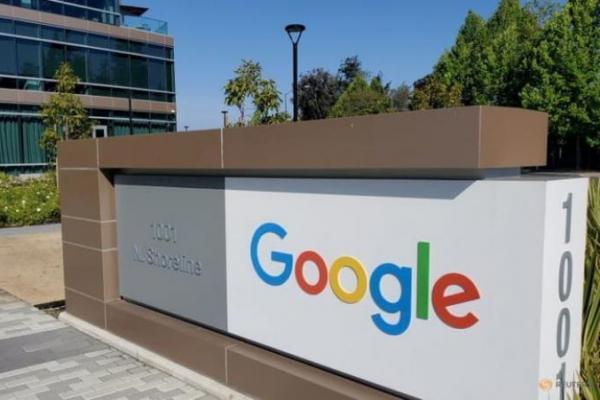 Google. (Foto: CNA)