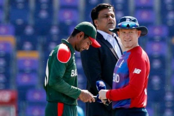 Tim Kriket Inggris. (Foto: CNA)